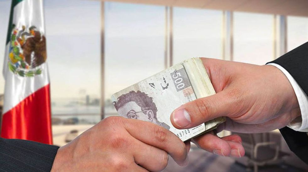 Por la corrupción se pierde cinco por ciento del PIB: Función Pública - Corrupción