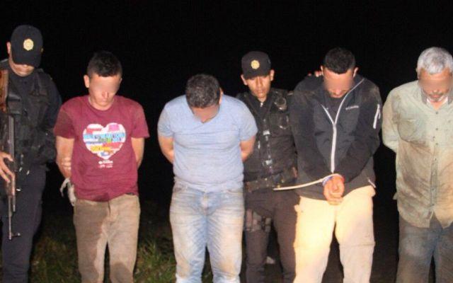 Capturan en Guatemala a supuesto integrante del Cártel Jalisco Nueva Generación