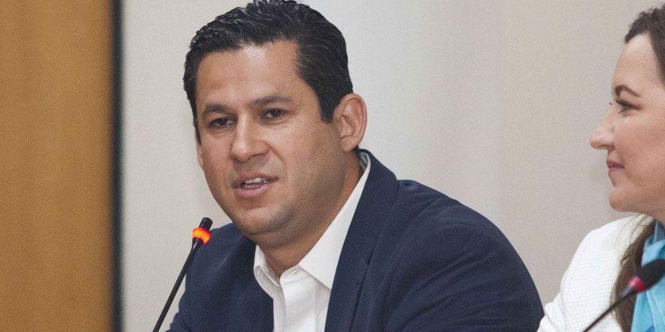 Diego Sinhue buscará gobernatura de Guanajuato por el PAN