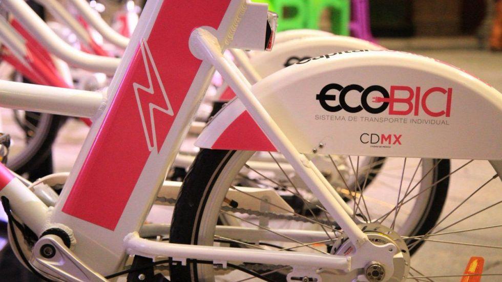 Ecobici inicia servicio de bicicletas eléctricas - Foto de Ecobici