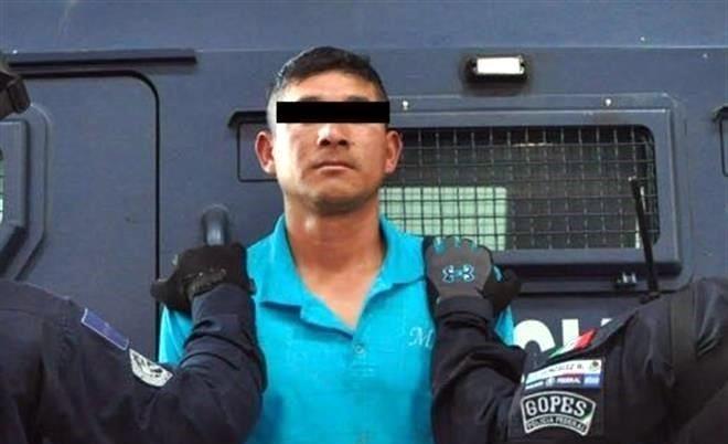 Detienen en el Estado de México a presunto operador de Los Tequileros