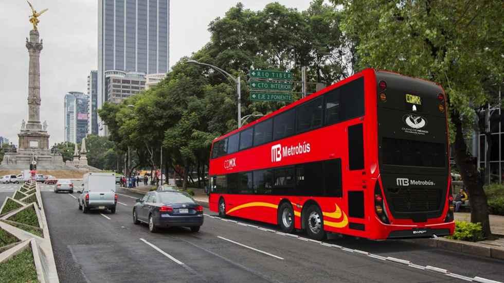 Horarios especiales del transporte público por Semana Santa
