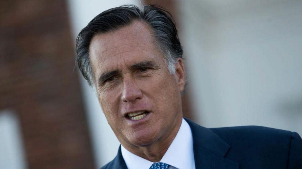 Mitt Romney competirá por puesto en el Senado - Foto de ABC News