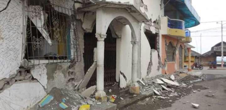 En Oaxaca hay 200 casas dañadas por sismo: Protección Civil