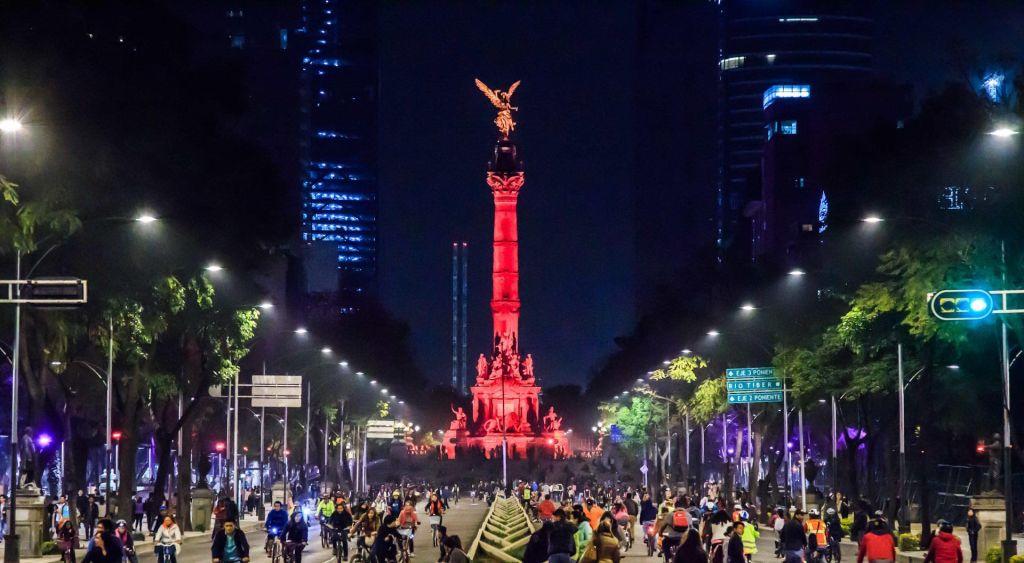 Ciudad de México celebrará paseo nocturno el próximo 24 de febrero