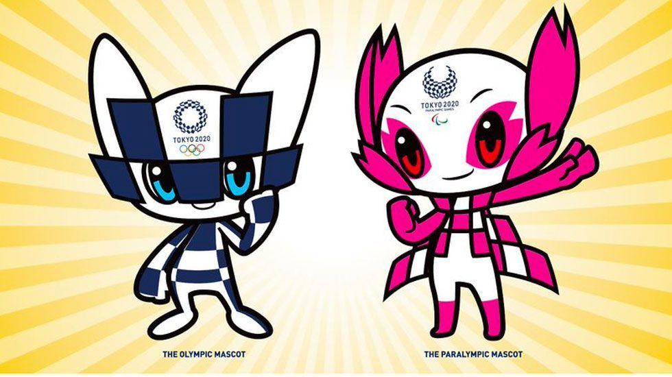 Tokio presenta a las mascotas de los Juegos Olímpicos del 2020