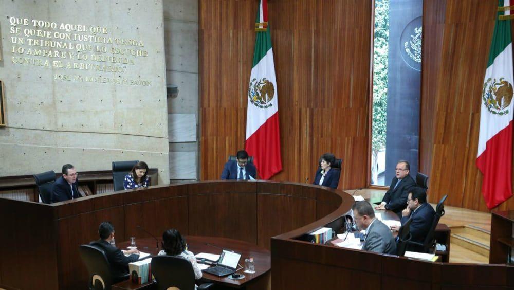 Poder Judicial busca ahorrar más de mil mdp en 2019 - Foto de Facebook TEPJF
