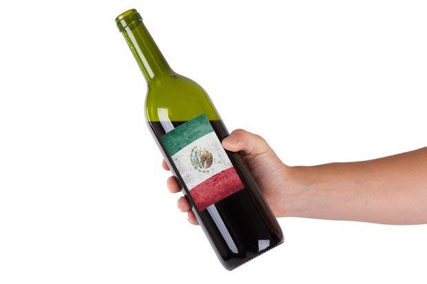 Mexicanos prefieren el vino tinto