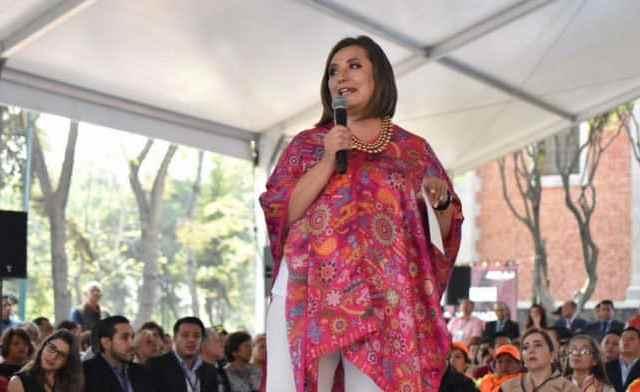 Próximo alcalde de Miguel Hidalgo debe servir y no robar: Xóchitl Gálvez - Foto de Quadratín