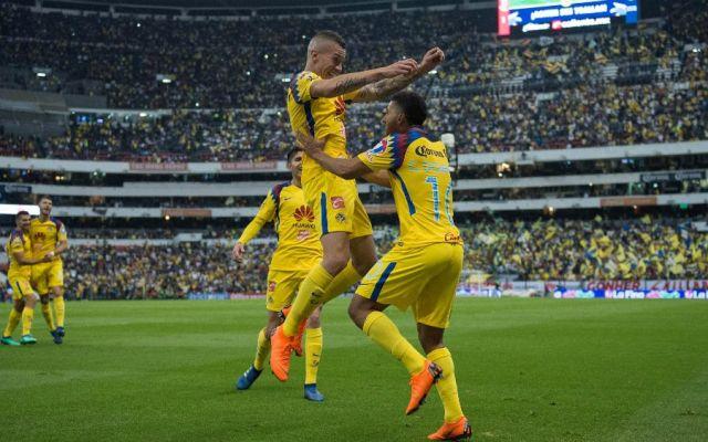 América hunde a Cruz Azul y le gana el Clásico Joven - Foto de Mexsport