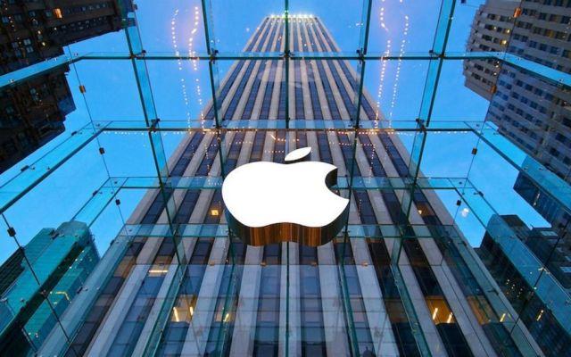 Cae valor de Apple tras mala proyección - Foto de Internet