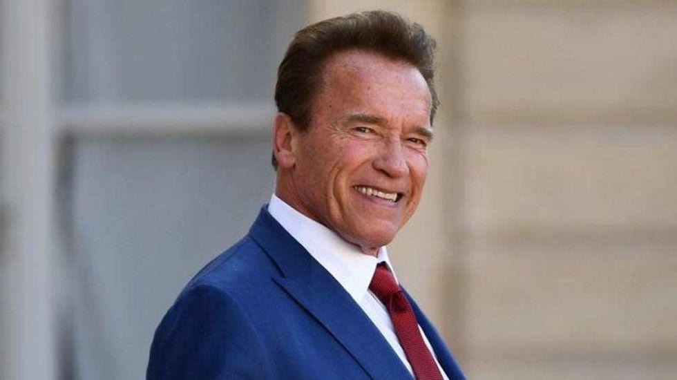 Operan de emergencia a Arnold Schwarzenegger - Foto de internet