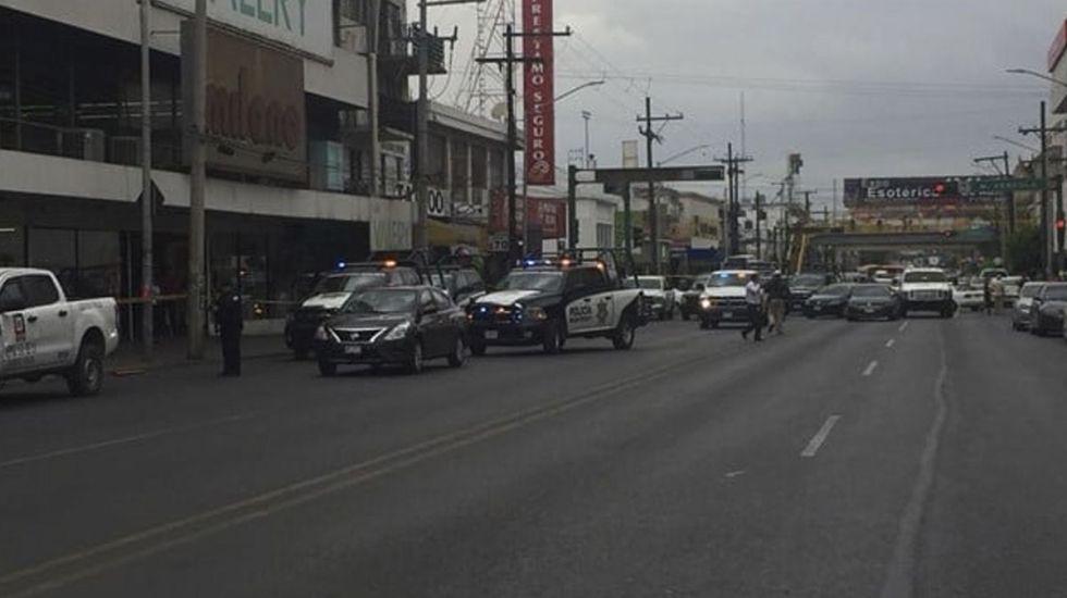 Asalto a camioneta de valores deja tres heridos en Monterrey - Foto de ABC
