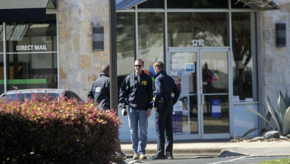 Encuentran conexión con paquetes explosivos encontrados en Austin - Foto: AP.