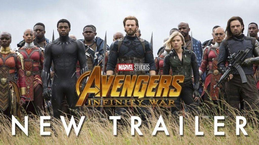 #Video Nuevo tráiler de Avengers: Infinity War