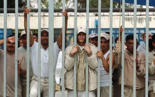 Cárceles en México con problemas de hacinamiento y sobrepoblación crítica - Foto de Octavio Gómez .