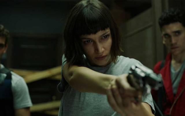 Estrenan tráiler de la segunda temporada de La Casa de Papel - Foto de Netflix