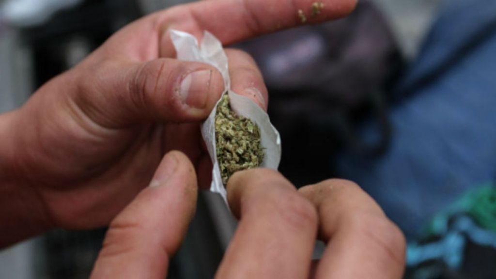 La mariguana es la droga más consumida en el país - Foto de Internet