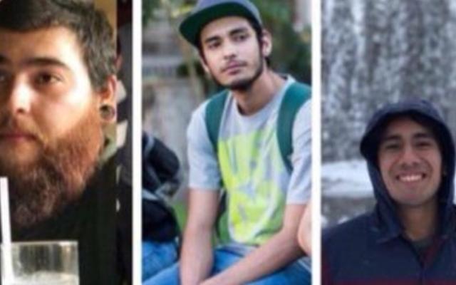 Candidatos presidenciales condenan asesinato de estudiantes en Jalisco - Foto de Twitter