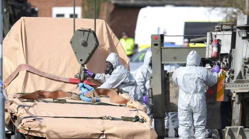 Londres pide a Rusia aclarar muerte de pareja por envenenamiento - Foto de AP
