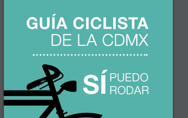 Presentan Guía Ciclista de la Ciudad de México