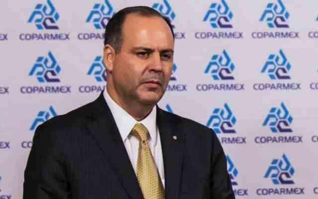 Exige Coparmex a gobiernos no interferir en elecciones - Coparmex alerta de autoritarismo en próximo gobierno