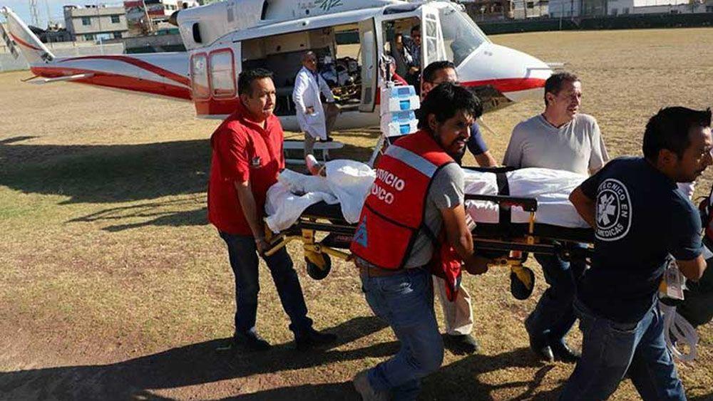 Muere hijo de edil en Hidalgo tras choque - Foto de Excélsior