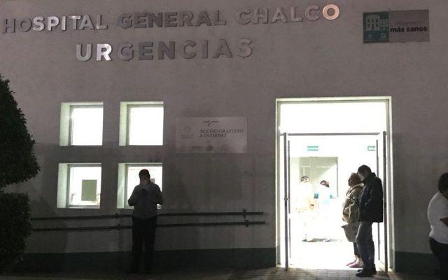 #Video Mujer da a luz en baño del Hospital General de Chalco - Foto de internet