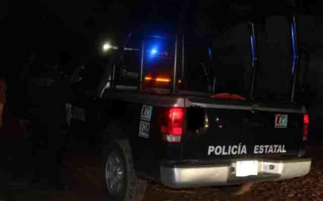 Comando balea a familia en Tlaxcala - Foto: Análisis Informativo.