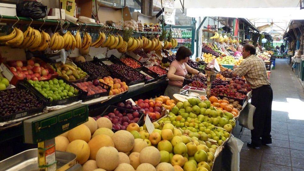 Baja inflación anual al 4.69%