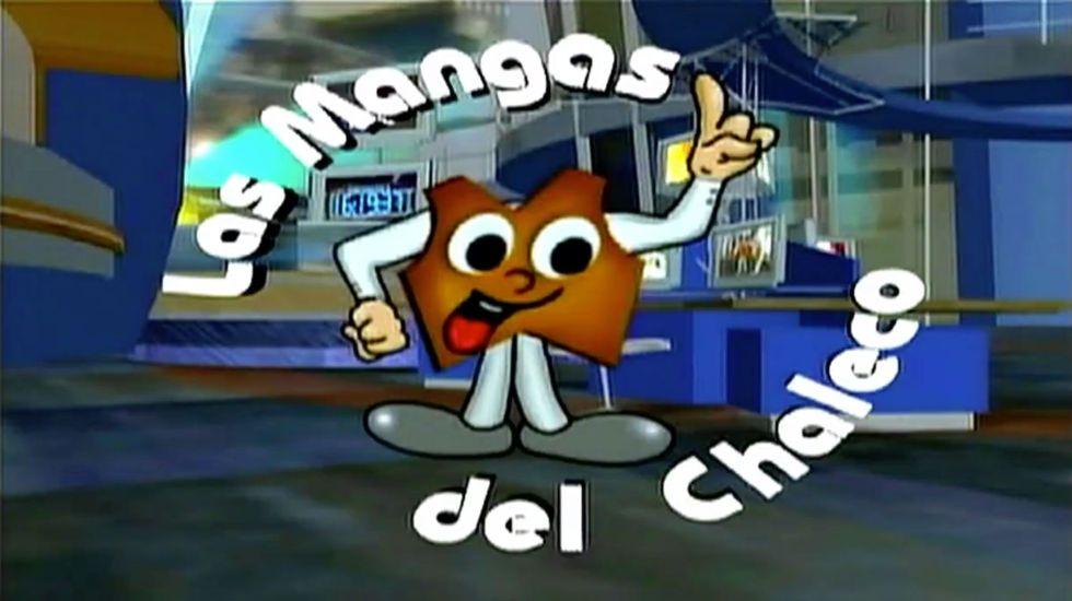 Las Mangas del Chaleco - Las Mangas del Chaleco