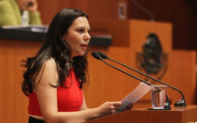 Plantea presidenta de Cámara de Diputados reunión con López Obrador - Laura Rojas