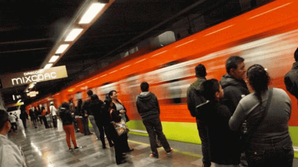 #Video Pelea campal en la Línea 12 del Metro