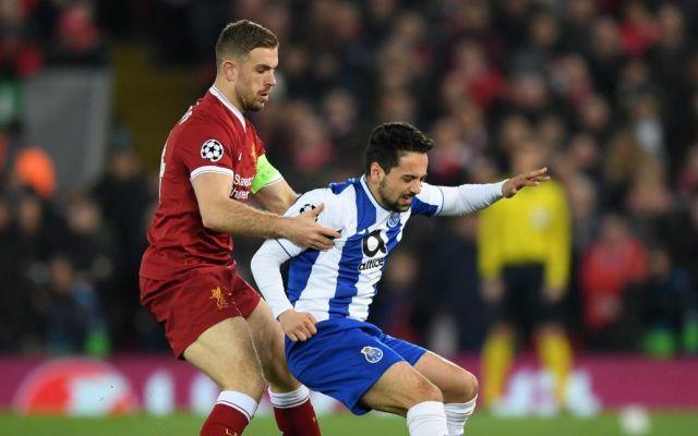 Porto empata al Liverpool y queda eliminado de la Champions - Foto de @LFC