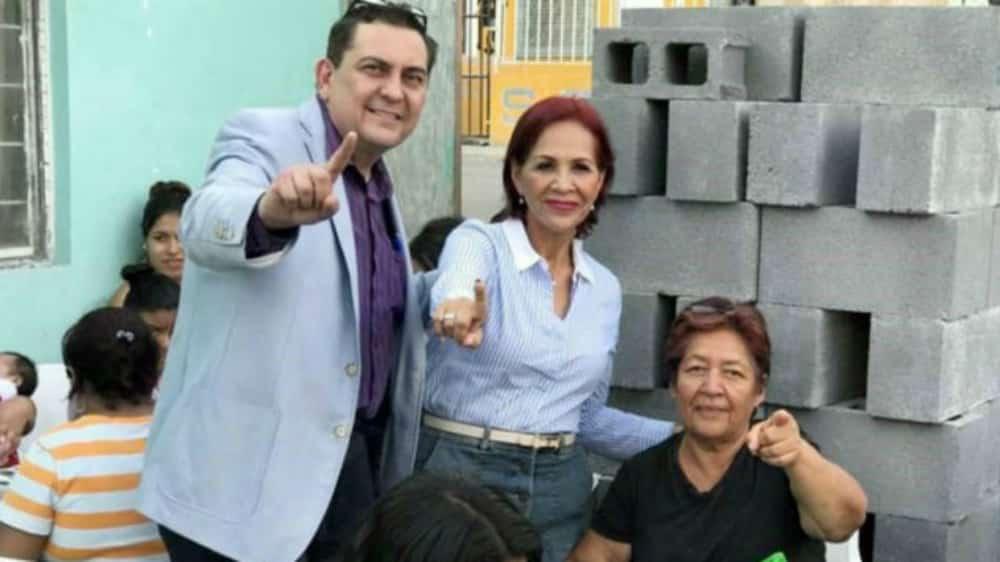 Suegra de 'El Bronco' competirá por alcaldía en Nuevo León - Foto: News Network Communication.