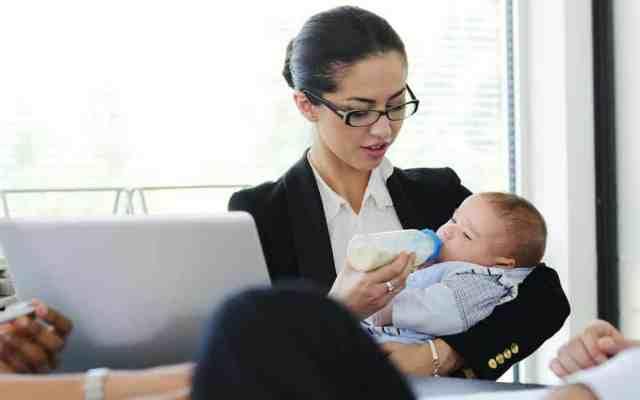 Unicef recomienda extender licencia por maternidad de 12 a 18 semanas - Foto de Archivo