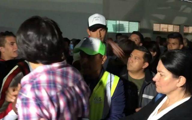 Comisión Disciplinaria multa a Francisco Javier Rodríguez por altercado - Foto: @victor_deportes.