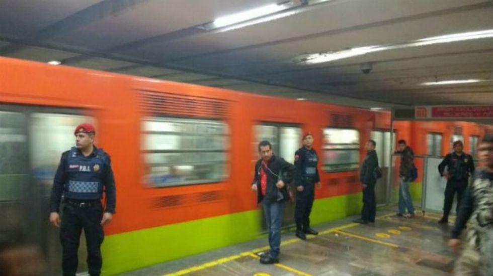 Autoridades detectan nueva modalidad de robo en el Metro - Foto de Internet