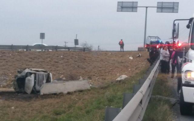 Accidentes viales dejan tres muertos en Nuevo León - Foto de Internet
