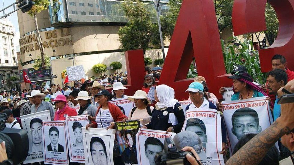 Concluyen que imputados por desaparición de normalistas fueron torturados - Foto de internet