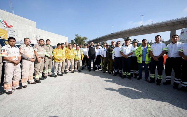 Reforzarán seguridad y apoyo a turistas en Semana Santa - Foto de @SCT_mx