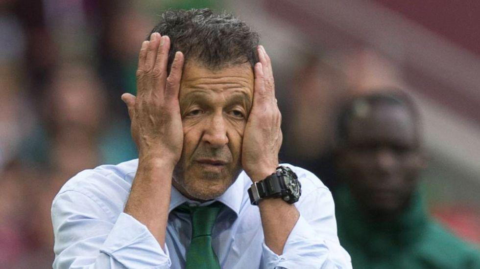 Juan Carlos Osorio se queja de la Concacaf - Foto de Archivo