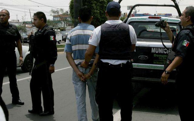 Policías son el 3 por ciento de los detenidos por secuestro - Foto de Internet