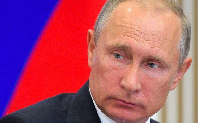 Rusia expulsa a diplomáticos de 20 países por caso de exespía - Vladimir Putin. Foto de Politico