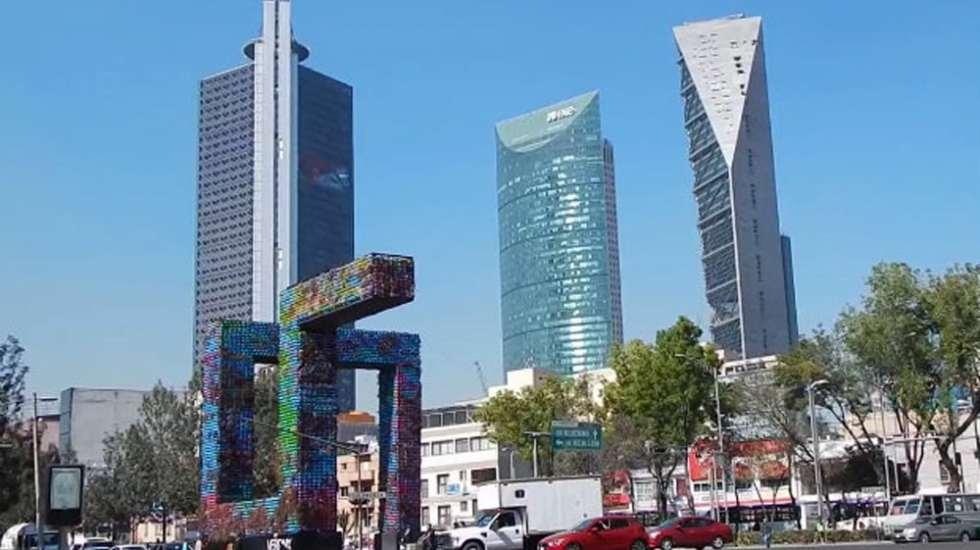 Los edificios más altos de México