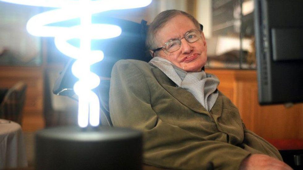 Stephen Hawking. Foto de AP