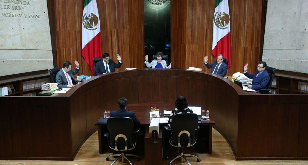 TEPJF revoca multa a Morena por fideicomiso para damnificados