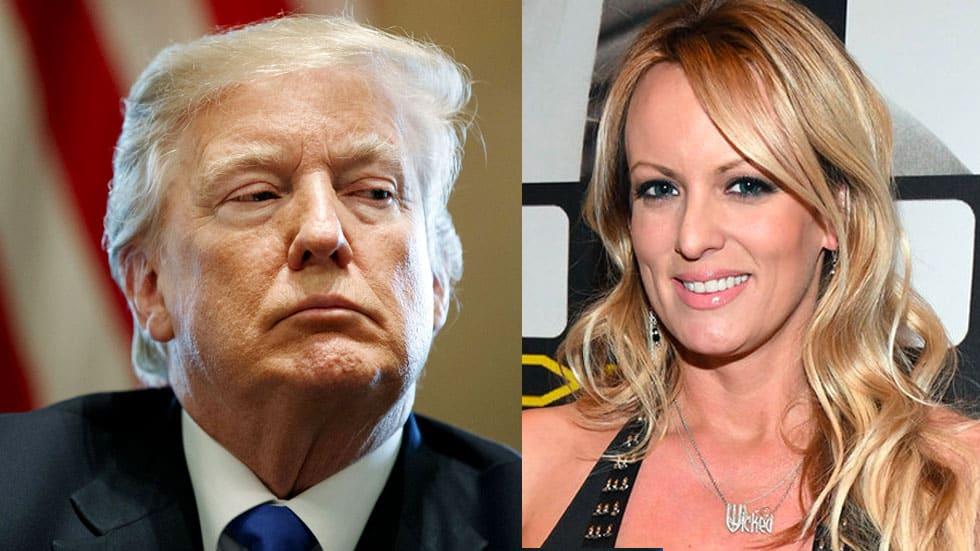 Trump se retracta de demanda contra Stormy Daniels - Foto de internet