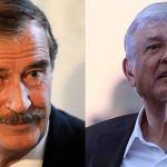 """Prueba tus dichos o cállate chachalaca"": Fox a López Obrador - fox le dice a lopez obrador"