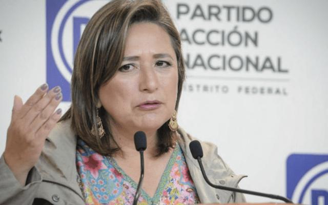 Xóchitl Gálvez deja la delegación Miguel Hidalgo